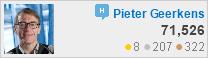 profile for Pieter Geerkens at History